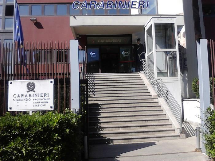Matera, furti nelle scuole per 500mila euro: due arresti
