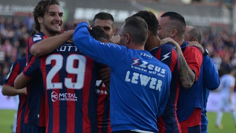Calcio, il Crotone torna a sperare nella Serie AChiesta una pesante penalizzazione per il Chievo
