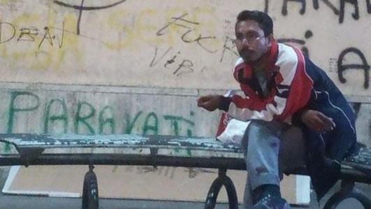 Assan e il grande cuore dell'Arma dei carabinieriDormiva all'addiaccio in un cartone, ora è ricoverato