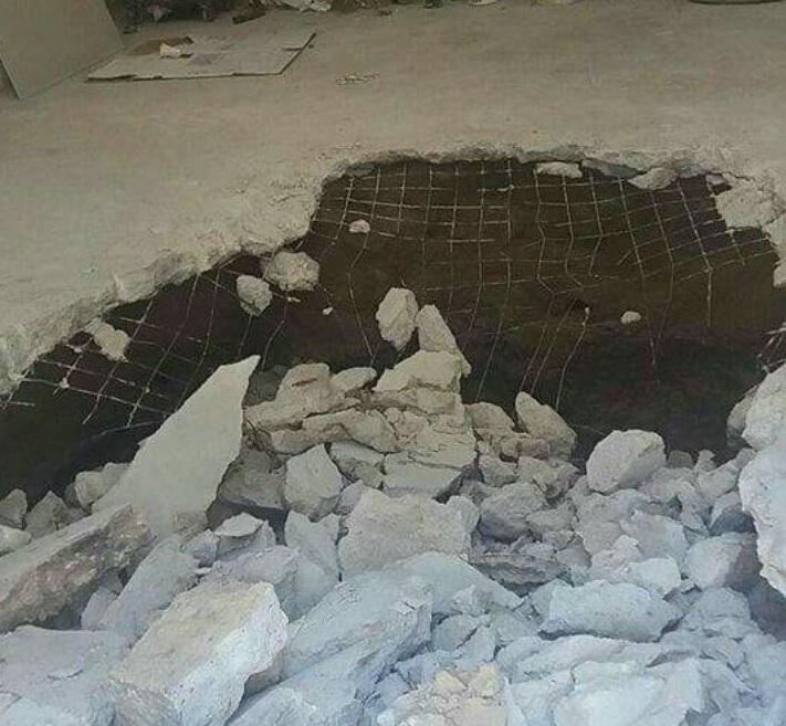 Voragine si apre nel pavimento di una palazzina, evacuate dodici famiglie di Petilia Policastro