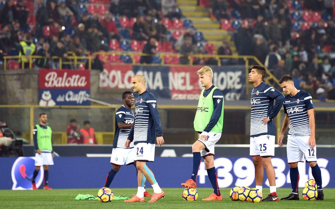 """FOTO – Il Crotone batte il Bologna in rimonta  Le immagini con il """"film"""" della partita"""