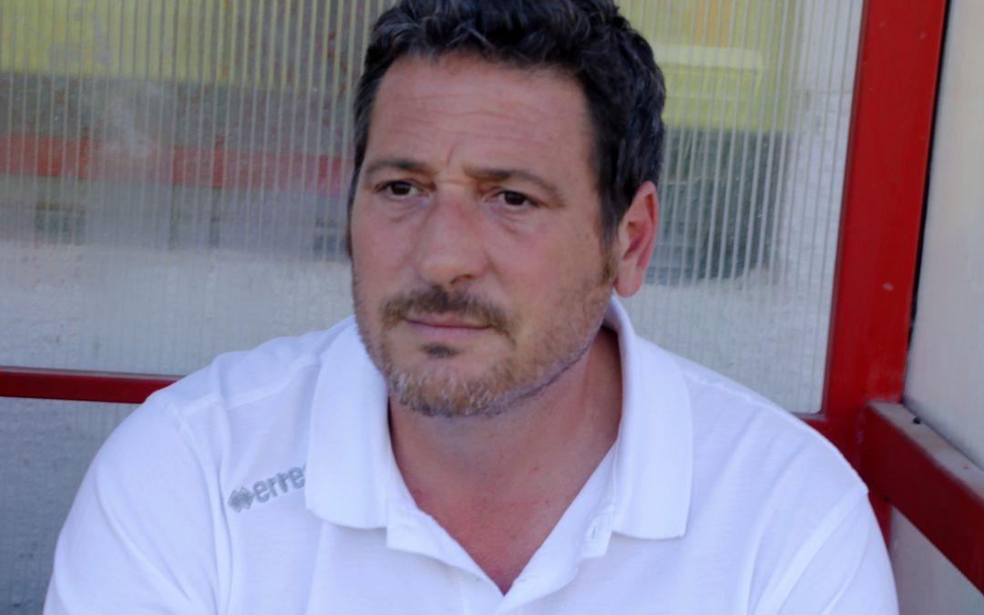 Bruno Trocini, allenatore del Rende