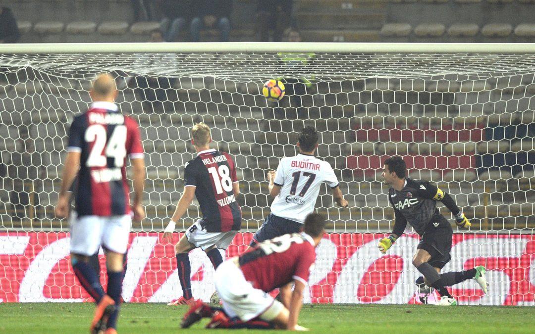 Calcio Serie A, Crotone in rimonta espugna il Dall'Ara  I calabresi battono il Bologna e vanno a quota 12 punti