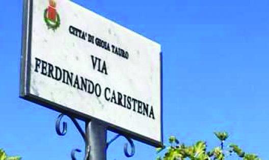 Ucciso dalla 'ndrangheta perchè omosessuale, a Gioia Tauro intitolata una strada a Ferdinando Caristena