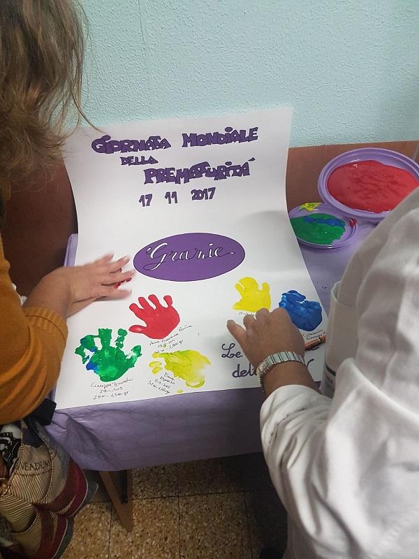 Giornata mondiale della Prematurità, festa al reparto di Terapia intensiva neonatale di Cosenza