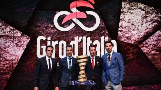 La settima tappa del Giro d'Italia 2018 parte da Pizzo  La giornata calabrese della Corsa Rosa finirà a Praia a Mare