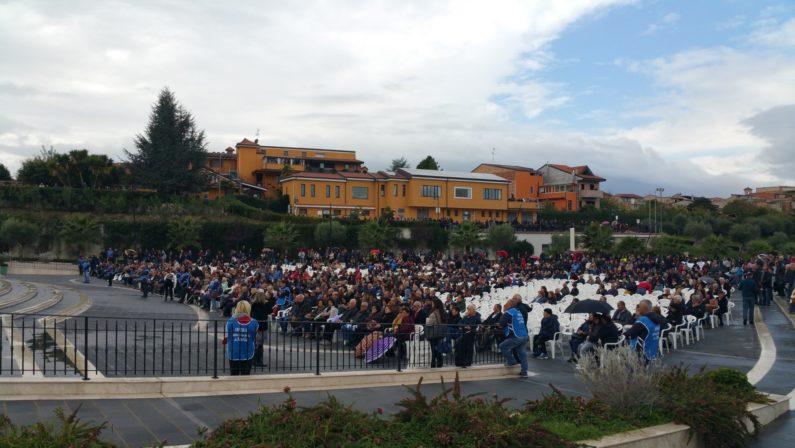 Natuzza Evolo, autorizzate le celebrazioni religiose di novembreL'annuncio del presidente della Fondazione Cuore Immacolato di Maria