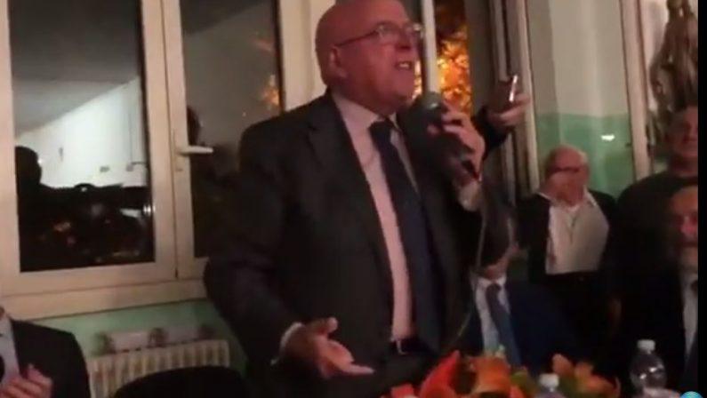 VIDEO - Oliverio: «Pronto a incatenarmi a Palazzo Chigi»per chiedere la fine del commissariamento della Sanità