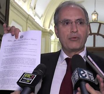 Inchiesta Sacal, chiuse indagini per ventidue personeAvviso notificato anche all'ex sindaco di Lamezia