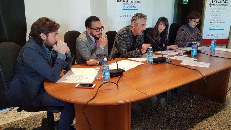 Celestini, Motus, Lanera, La Ruina e non solo: presentata a Cosenza la nuova stagione del More