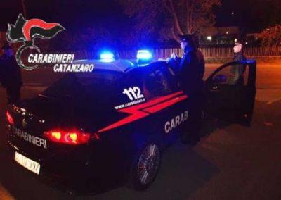 Carabinieri sede Catanzaro