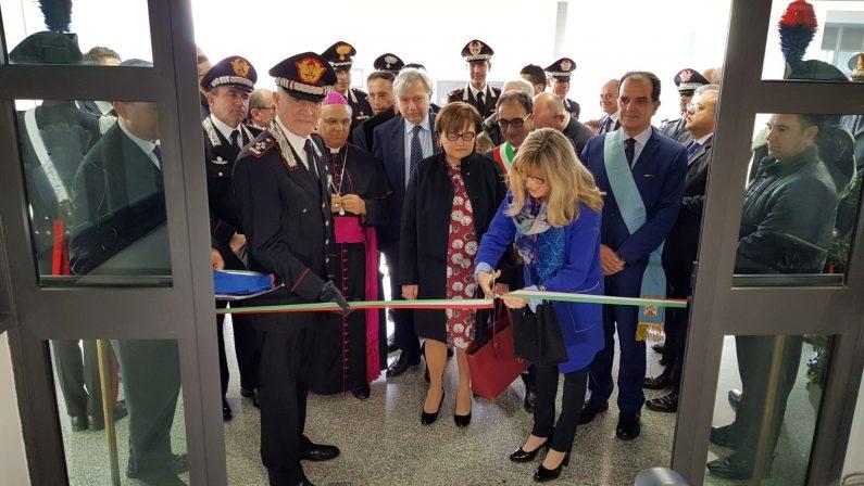Carabinieri, il piano di Del Sette per la CalabriaDalla sede di Catanzaro alle Stazioni in Aspromonte