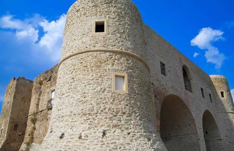 Il castello di Bernalda