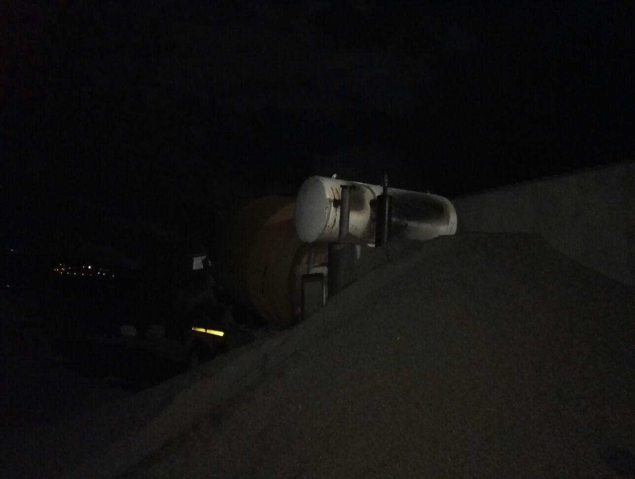 Intimidazione a ditta di costruzioni del CatanzareseAutomezzi incendiati e danneggiati a colpi di fucile