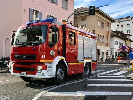 Anziana muore a Napoli dopo un incendio