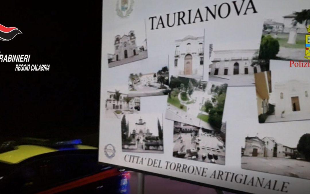 Reggio Calabria, scacco ai clan di 'ndrangheta: 48 arresti  Ci sono anche l'ex sindaco e l'ex assessore di Taurianova