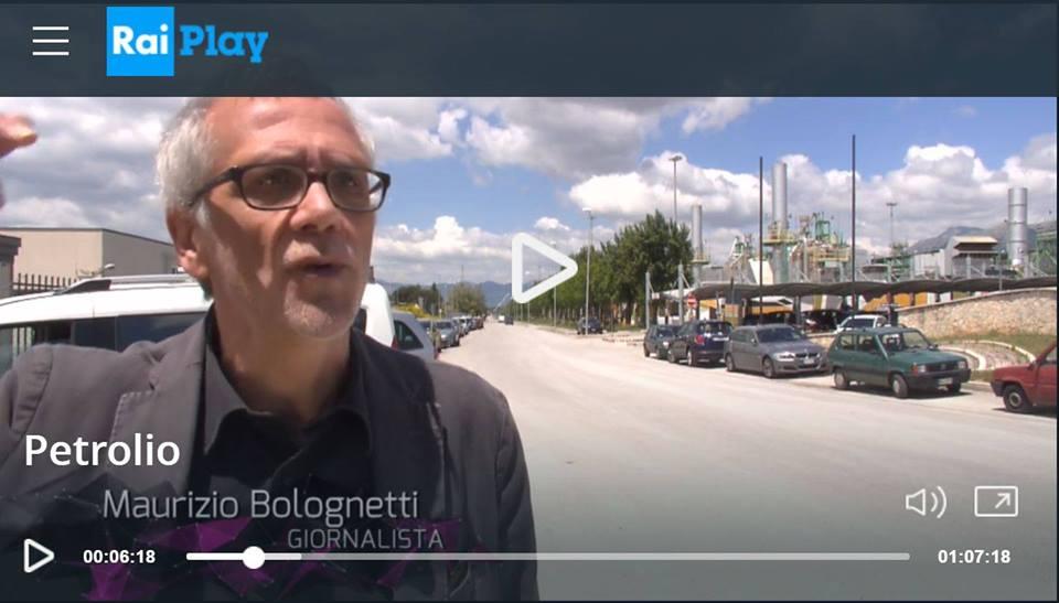 L'attivista Maurizio Bolognetti