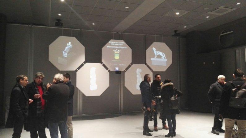 VIDEO - Presentato in anteprima alla stampa il nuovo museo virtuale di Cosenza