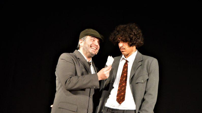 """Catanzaro, successo per il Teatro Incanto  Due serate speciali con """"Natale in casa Cupiello"""""""