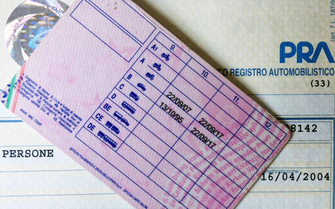 Patenti Facili, 15 misure cautelari tra Roma, Salerno e Cosenza  Le accuse a vario titolo sono di truffa, falso e riciclaggio