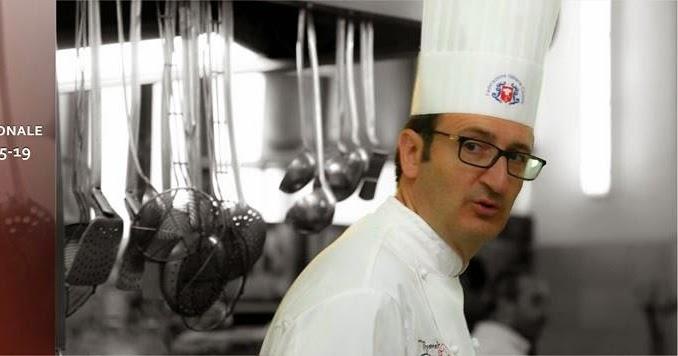 Rocco Cristiano Pozzulo, presidente della Federazione Italiana Cuochi