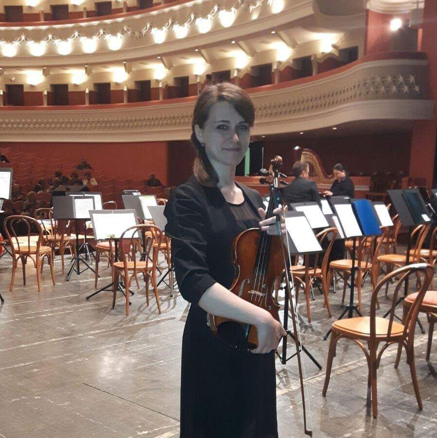 Una violinista vibonese al concerto di Natale del SenatoSharon Tomaselli suonerà al cospetto del presidente Mattarella
