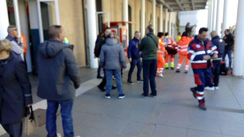 Galleria di Paola, Rfi ha iniziato i lavori di ripristinoPrevisto un mese di interventi per la sicurezza