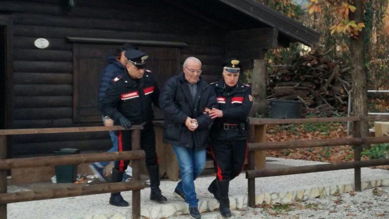 Latitante del Reggino sorpreso in un agriturismoE' accusato di traffico internazionale di droga