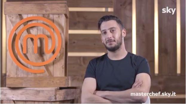 Un calabrese nella cucina più importante della tv: inizia l'avventura di Rocco a Masterchef