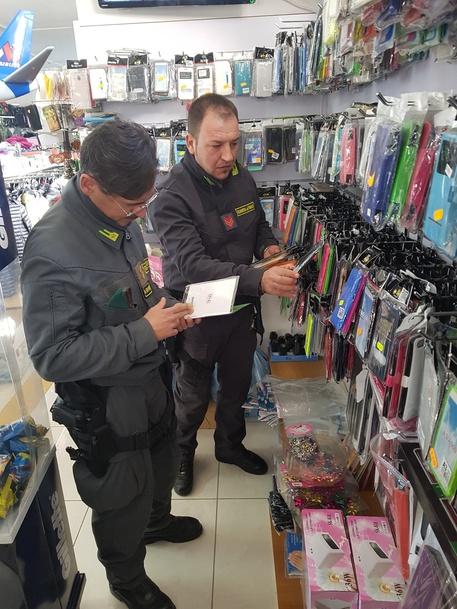 Sequestrati oltre 24mila prodotti insicuri nel Materano