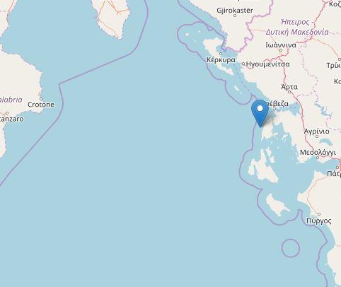 Forte scossa di terremoto in Grecia, percepita anche sulle coste della Calabria e della Puglia