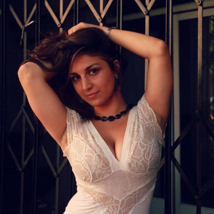 L'attrice Alessandra Romano da Castelmezzano a una commedia trasmessa nella tv americana