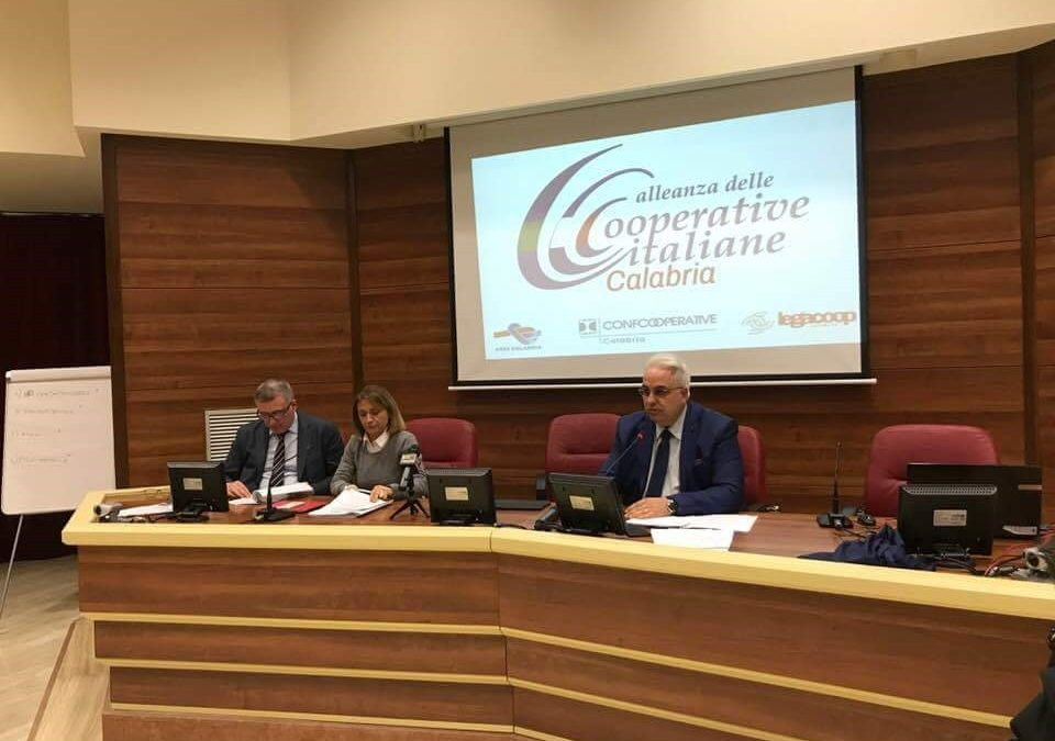 Anche in Calabria l'Alleanza delle cooperative italiane: Angela Robbe presidente