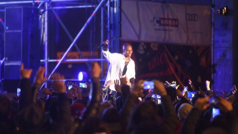 FOTO - Grande successo a Cosenza per il CapodannoDiverse migliaia al concerto degli Skunk Anansie