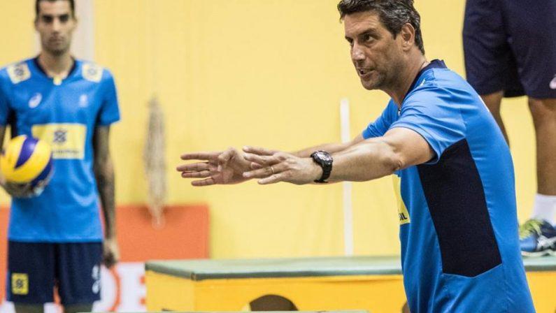 Volley, Marcelo Fronckowiak nuovo allenatore della Tonno Callipo Vibo Valentia