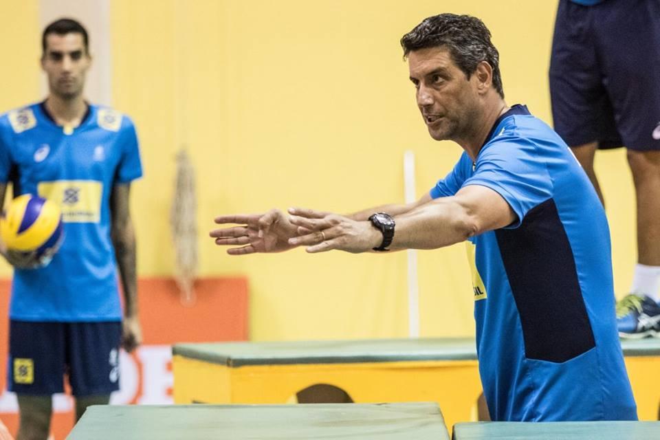 Marcelo Fronckowiak, nuovo allenatore della Tonno Callipo