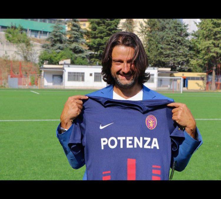 Salvatore Caiata, presidente del Potenza (foto da facebook)