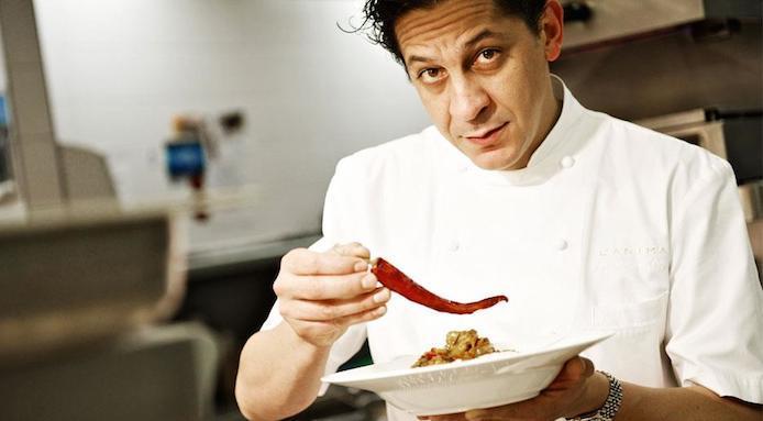 Dalla Calabria a Londra, il successo dello chef MazzeiI prodotti tipici protagonisti in tre ristoranti