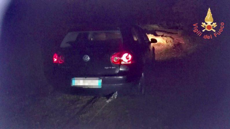 FOTO - Notte di forte maltempo in CalabriaDanni e disagi nel Catanzarese e nel Reggino