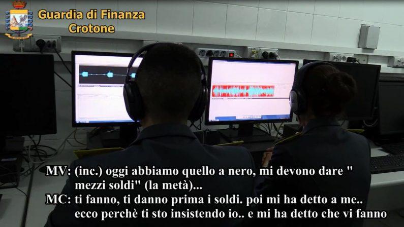 VIDEO - Scoperto contrabbando di falso gasolioLe intercettazioni dell'operazione nel Crotonese