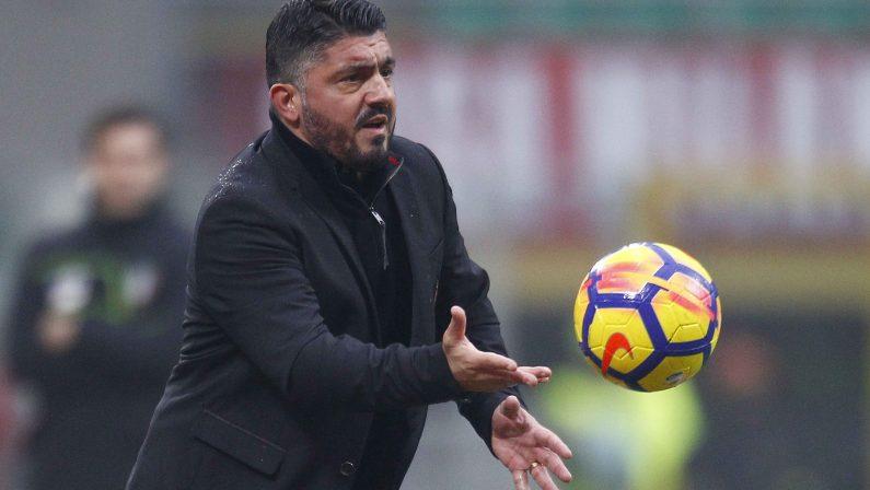 """Gattuso: """"Qui comando io"""" Per il Napoli le trasferte non sono più taboo!"""