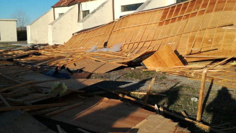 Maltempo, oltre 1,3 milioni di euro di danni a Botricello. Il sindaco incontra con Tansi