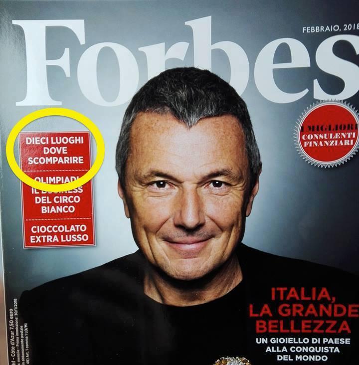 Forbes cita Acerenza tra le 10 mete più belle (ma meno conosciute) al mondo