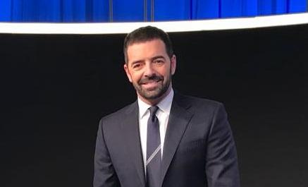 È calabrese il conduttore televisivo più sexyTrionfa il calabrese Alberto Matano volto di Raiuno