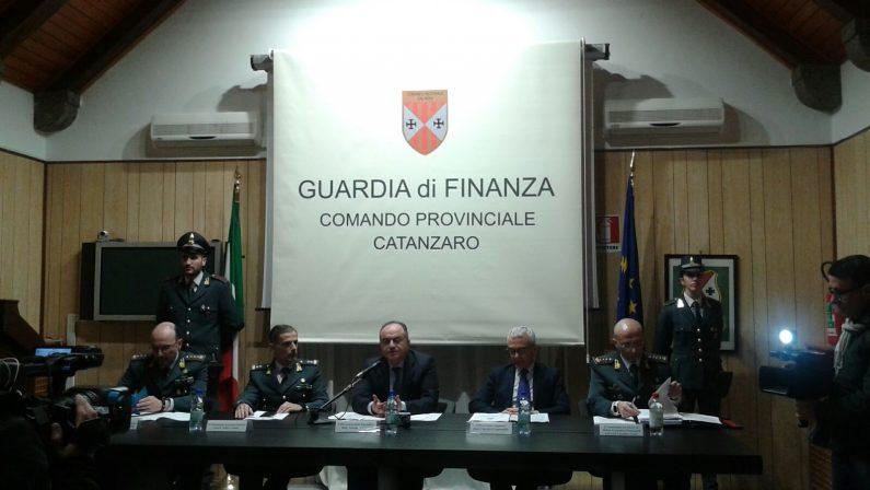 Turbativa d'asta, quattro misure cautelari: coinvolti un dirigente della Regione Calabria e uno dell'Asp di Catanzaro