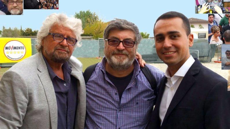 Elezioni Politiche 2018, intimidazione a candidato M5SBusta con minacce e proiettile a Giuseppe D'Ippolito