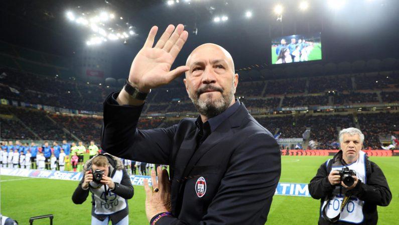 Calcio Serie A, per il Crotone pari d'oro con l'Inter. Zenga: «A San Siro senza quasi mai soffrire»