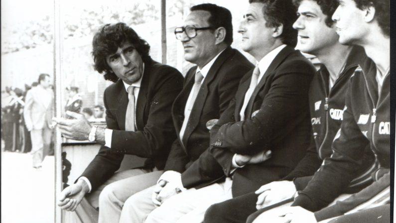 Catanzaro in lutto: è morto Bruno Pace, storico allenatore dei giallorossi in Serie A