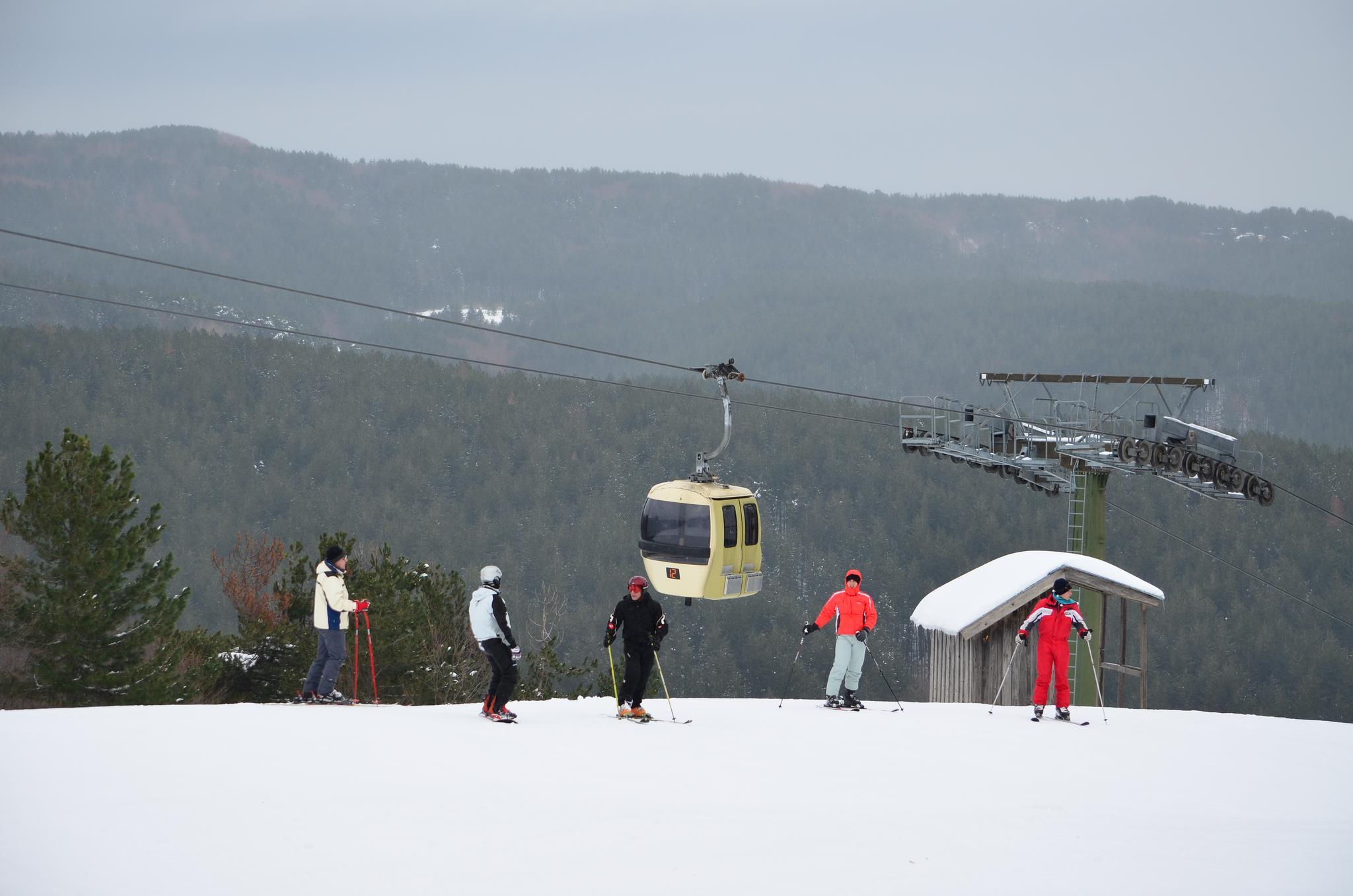In Sila e in Aspromonte si scia: boom di presenze (anche dalle regioni vicine)
