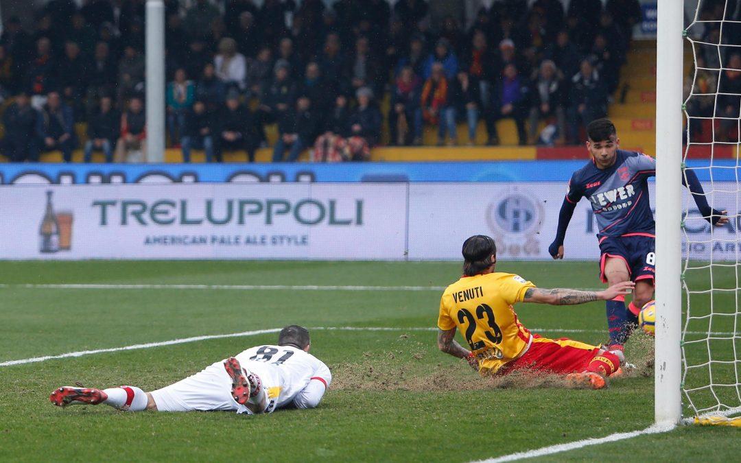 FOTO – Serie A, il Benevento batte il Crotone  Cinque gol nello scontro per la salvezza